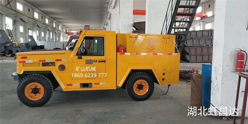 福建1.5吨矿用火工品运输车无轨道爆破器材运输车,厂家直接报价