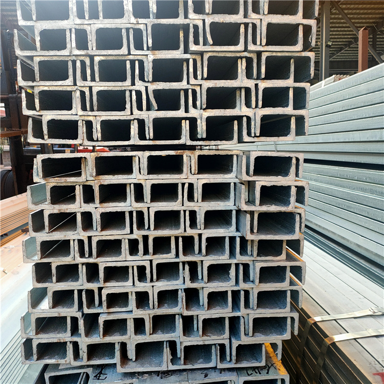 云浮国标槽钢U型槽钢槽钢 加工