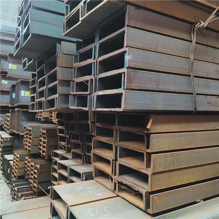 惠州国标槽钢幕墙用槽钢槽钢 加工