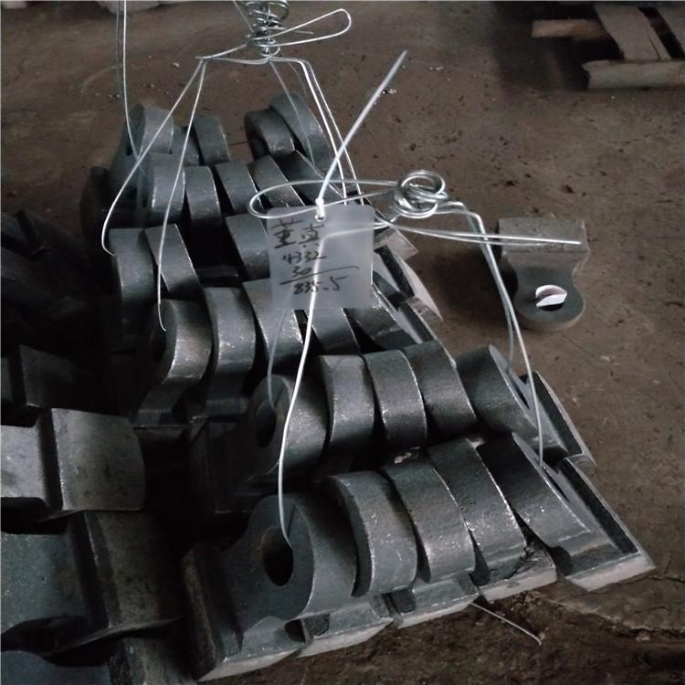 破碎机高铬锤头 粉碎机锤头 高铬板锤 尊炫
