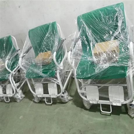 医疗秤透析室轮椅称 300千克体重电子秤 血透室病房带打印电子称