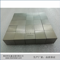 25.4x25.4x25.4mm铌颗粒 99.99%高纯度铌立方体 轧制高密度