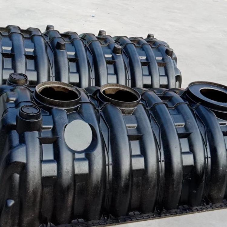 襄城化粪池厂家 化粪池L型过粪管 信阳三级化粪池批发