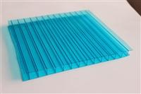 合肥阳光板 PC阳光板雨棚价格  6mm阳光板