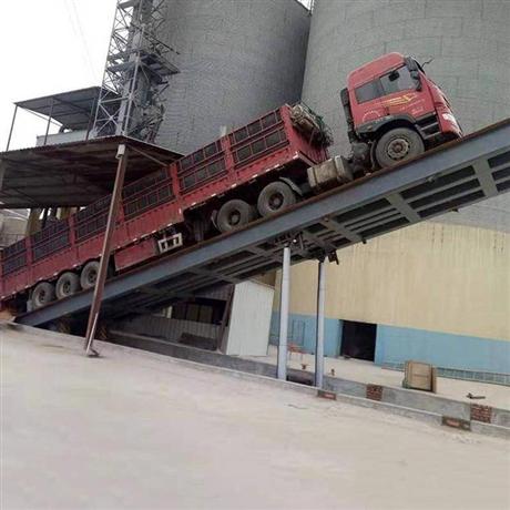 操作 工程自卸车拉挖机 汇宏后翻液压卸车机
