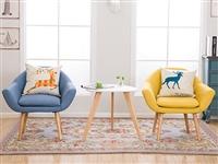 个体咨询沙发 心理咨询室椅 心理设备