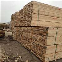 建筑木方批发 铁杉木方  新西兰辐射松建筑木方