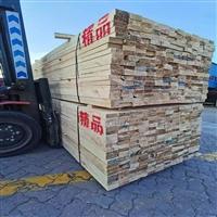 工地木方建筑木方 4x6木方 花旗松建筑木方 铁杉工程木材