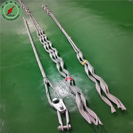 导线安全备份线夹 导线金具 光缆金具 电力金具