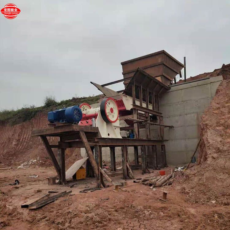 粉石子機器價格 破石子生產線  600鄂式破碎機