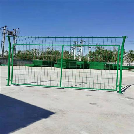 框架护栏网 圈地果园养殖隔离栅 高速公路护栏网