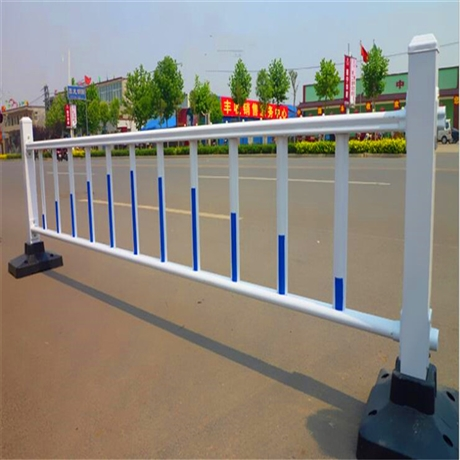 市政交通道路护栏美观结实耐用