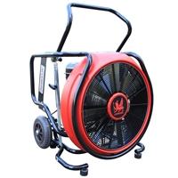 莱恩克汽油排烟机YY5.0/5.6-19移动式消防排烟机消防认证