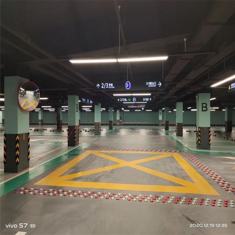 上海浦东划线施工 上海园区划线施工
