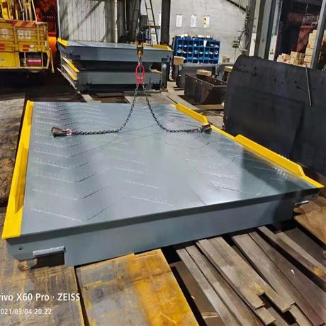 江西80吨固定式电子平台秤 3x15米100吨地下式汽车衡供应