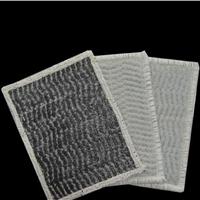 膨潤土防水毯生產 山東鈉基膨潤土防水毯供應 景觀湖防水毯不漏水
