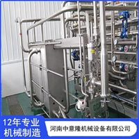 中意隆提供ZYL-YLSCX果酒饮料生产线设备 自动化设备