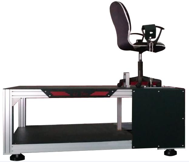 美标椅子稳定性测试台智能检测