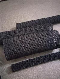 网状硬式透水管 50 75 90 1kn 2kn 外包无纺土工布 硬式透水管