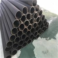 PE曲纹网状硬式透水管 中齐 厂家供应 产品保质
