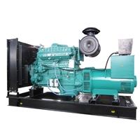 50KW柴油发电机水冷 风扇 限电