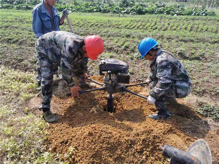 护坡钻孔机新型支护机械设计精良