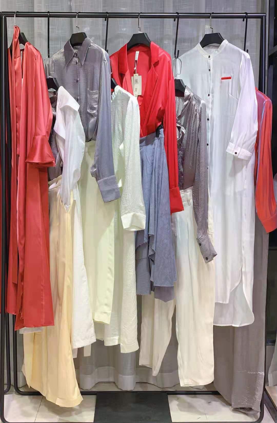 上海一线设计师品牌 设计谷Velley Deslgn 大气时尚 品牌折扣女装
