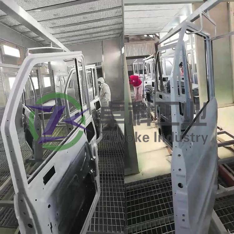 汽车门喷涂生产线 汽车零配件喷涂方案解决商