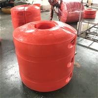 水面清淤水庫疏浚工程塑料管道浮體 河道大浮力管道浮筒