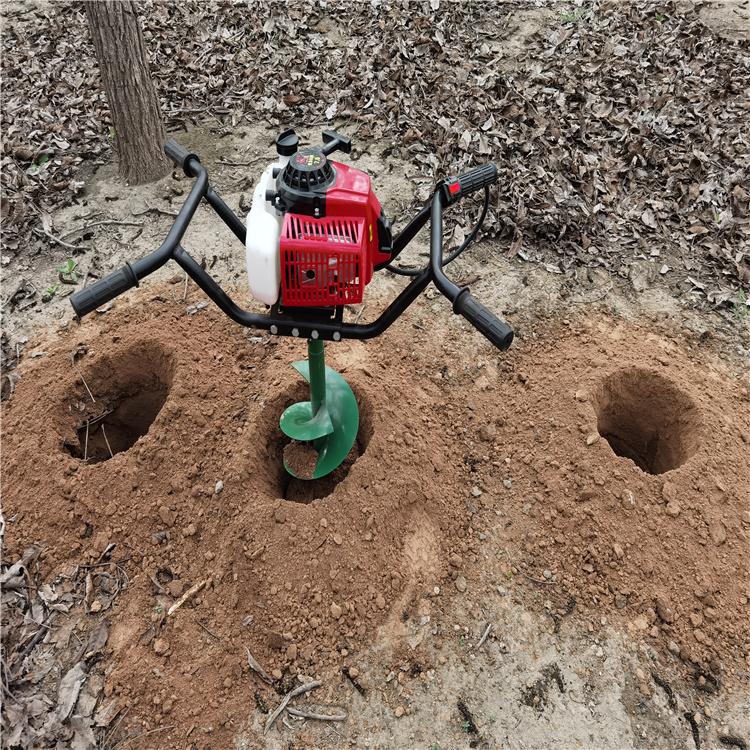 掏桩机 掏管桩泥土机 手扶式掏桩机械设备