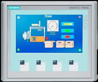 西門子6AV6647-0AB11-3AX0KTP600PN精簡面板 5.7 寸單色