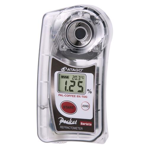 ATAGO爱拓 便携式数显咖啡浓度检测仪 PAL-COFFEEBX/TDS