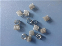 不銹鋼e網環填料