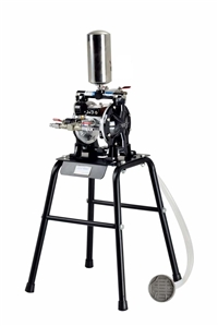 臺灣寶麗氣動油漆隔膜泵A15涂料泵A-1500輸油泵A-20