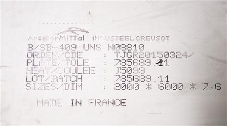 德国N08926不锈钢板