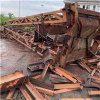 番禺区废铁回收公司 高价钢材回收 设备拆除废铁