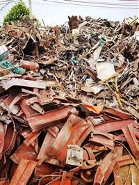 废钢铁回收 广州黄埔永和街废铁回收公司