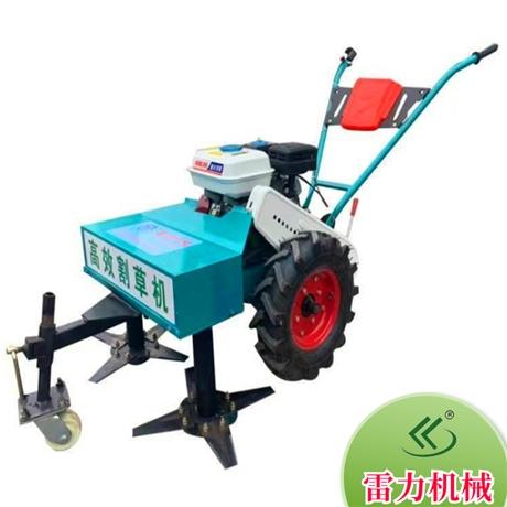 自走式割草机一小时能除6亩地的清杂草设备