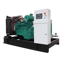 300kW燃气发电机组 300kW开架式康明斯系列LPG发电机组 生产厂家