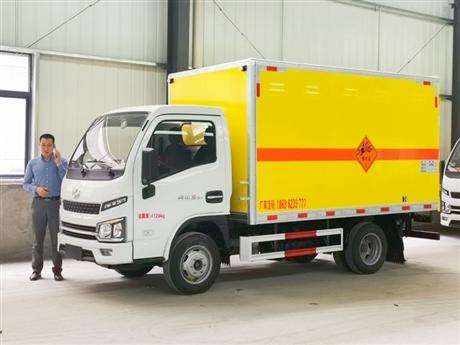 东风国六危化品运输车 2吨民爆车价格 源头厂家直接销售
