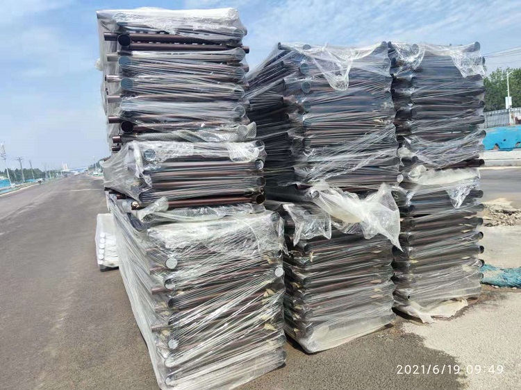 六安 不锈钢管 不锈钢复合管护栏 实体厂家 2021