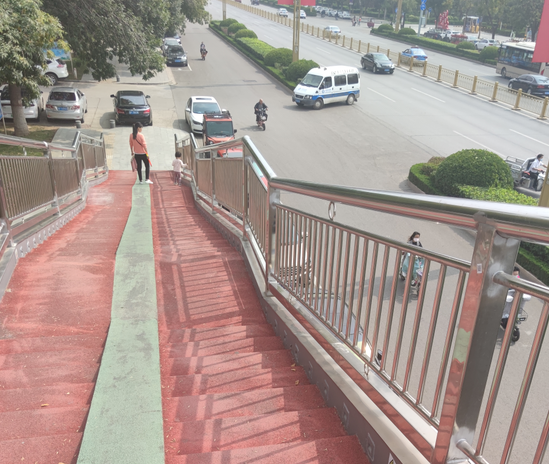 淮安 不锈钢桥梁护栏 不锈钢河道护栏 防腐性极强,焊点牢固;