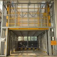 液压货梯厂批无机房液压升降货梯