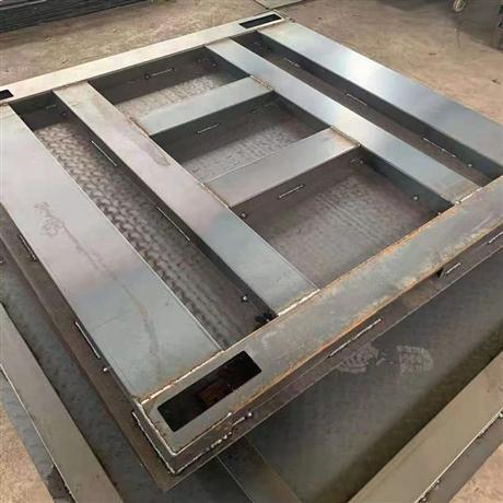 江西小型地磅3吨价格 物流园使用1.5x2米5吨电子地磅称批发