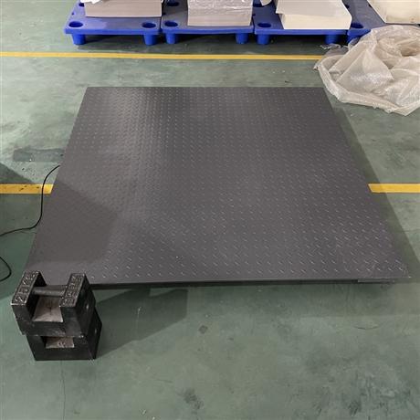 陕西防爆电子秤销售 1吨防爆电子地磅 2000kg本安型防爆秤