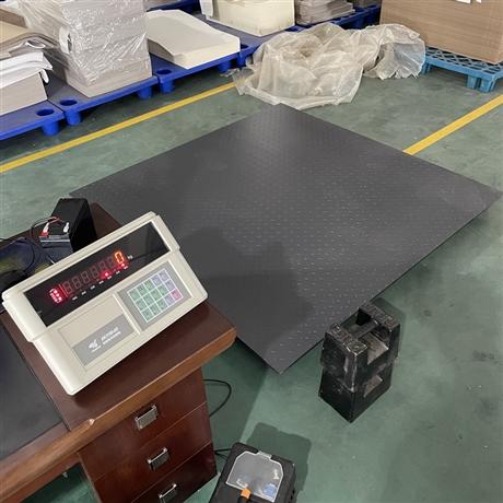 广州地磅厂家 SCS-3T电子打印地磅秤