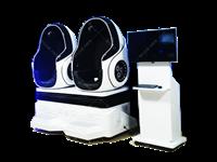 VR蛋椅 VR心理调适训练太空舱 心理设备厂家