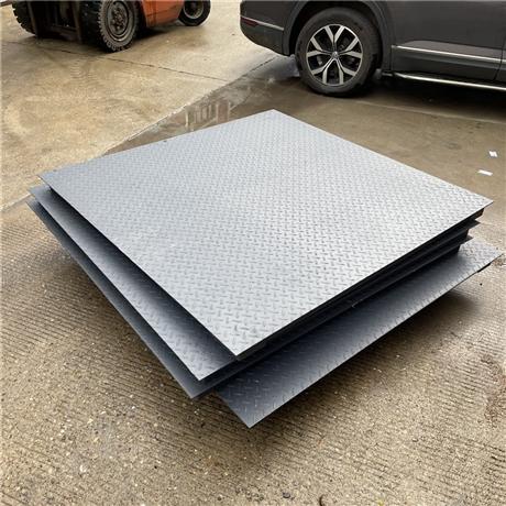 南昌地磅1-3吨工厂物流称猪牛带围栏磅秤 小型电子秤5吨2吨小地磅