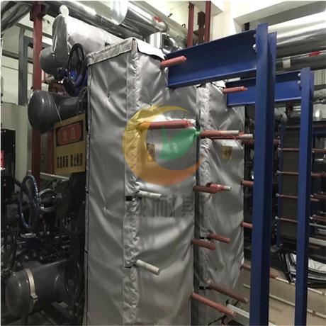 成都可拆卸式注塑机保温套批发价