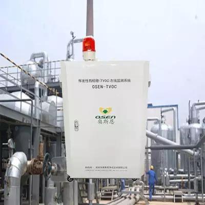 工业废气VOC在线监测系统实时报价